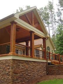 Covered Porch Design by Covered Porch