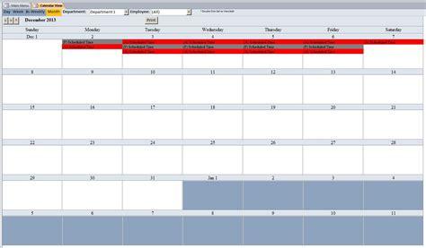 Biking Club Membership Tracking Database with Calendar