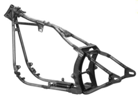 Chopper Motorrad Rahmen Kaufen by Sscycle Technik F 252 R Cusom Bikes