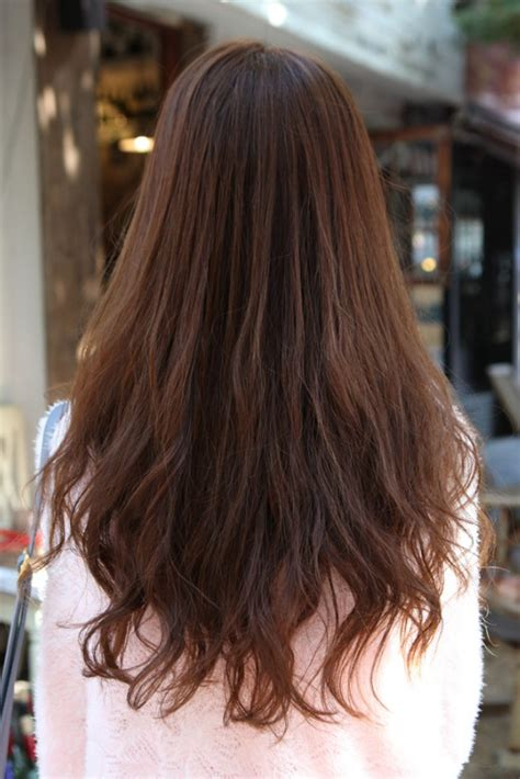 brown hair back view www pixshark com images galleries