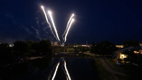 pop s angelo fireworks and a b 1b highlighted the 28th annual san