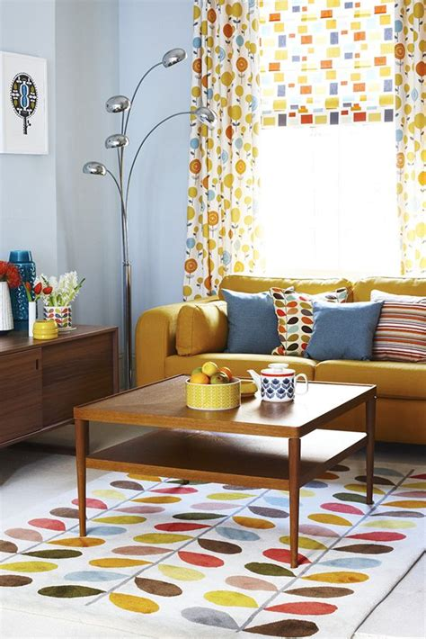 orla kiely living room midcentury orla kiely interiors orla kiely mid century and living rooms