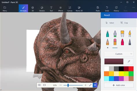 what is microsoft paint 3d