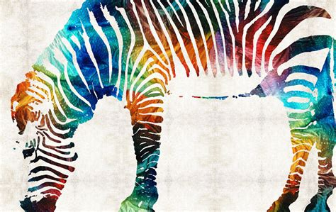 paint colors with zebra print zebra print from painting zebras zoo animals