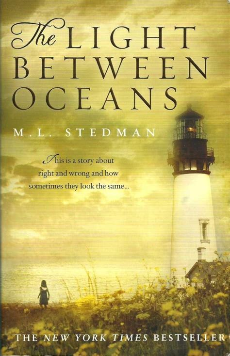 Ml Stedman The Light Between Oceans en the light between oceans m l stedman il 233 tait un