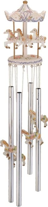 Top Import 121 carousel top windchime gsc imports