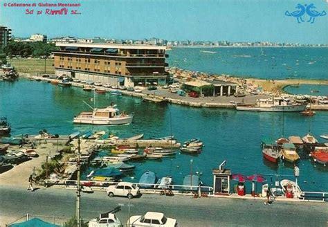 rimini porto anni 60 rimini porto storia porto and italy