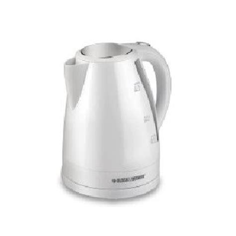 Black Decker Electric Tea Kettle 1 7 Liter Jc250b5 black and decker jkcbd5075 220 240 volt 50 hz 1 7 liter