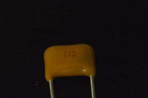 105 esm capacitor these 105esm components appear to be capacitors what are they and which datasheet may i refer