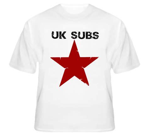 Tshirt U K Subs uk subs backstageshirts
