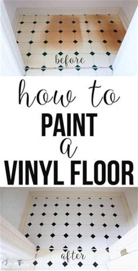Kelowna Kitchen Cabinets how to fix a damaged vinyl floor use this paint to do it