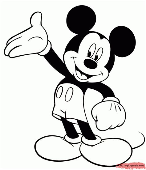 mickey mouse thanksgiving pages coloring pages
