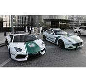 Dubai Police Cars  HD Wallpapers High Definition Free Background