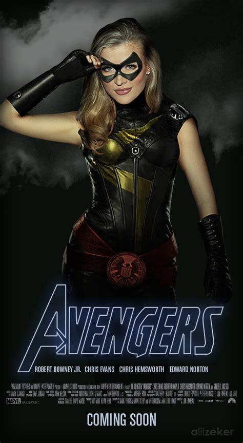 film miss marvel avengers ms marvel 1 1 by alilzeker on deviantart