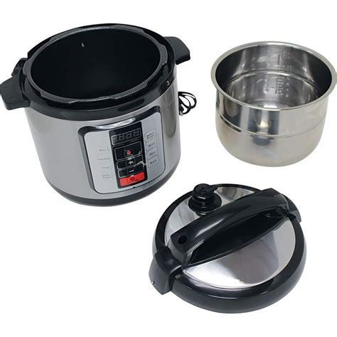 Sunstate Awning Electric Pressure Cooker Stainless Steel 28 Images