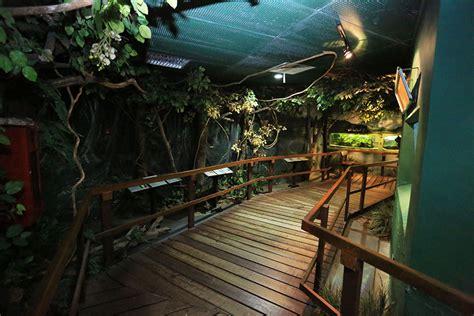 zoo negara tunku abdul rahman aquarium