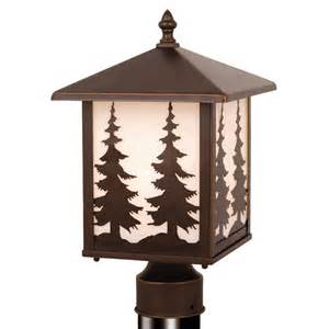 energy saving outdoor lighting big sky energy saving outdoor post light