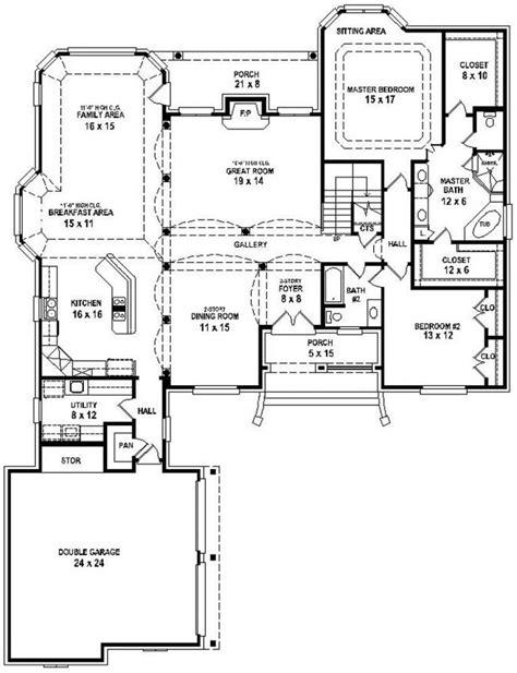 bath floor plans 654737 great 3 bedroom 3 bath house with open floor