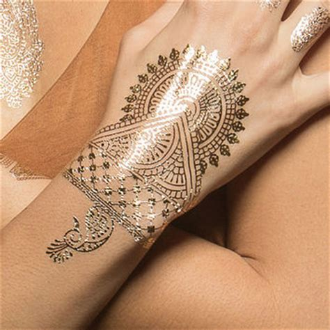 gold henna tattoo designs shop henna designs on wanelo