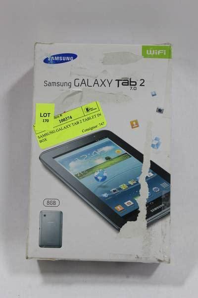 Samsung Tab 2 Live samsung galaxy tab 2 tablet in box