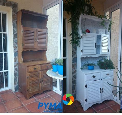 como pintar un mueble antiguo diy pintar con esmalte un mueble de madera sin lijar