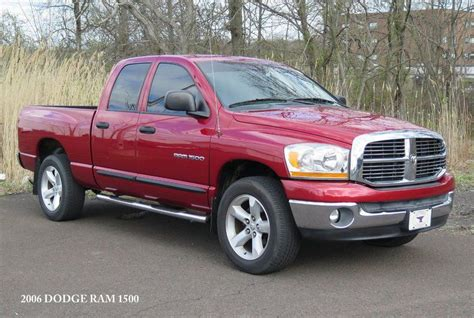 how to learn about cars 2006 dodge ram 2500 parental controls find used 2006 dodge ram 1500 in damascus pennsylvania united states for us 7 500 00