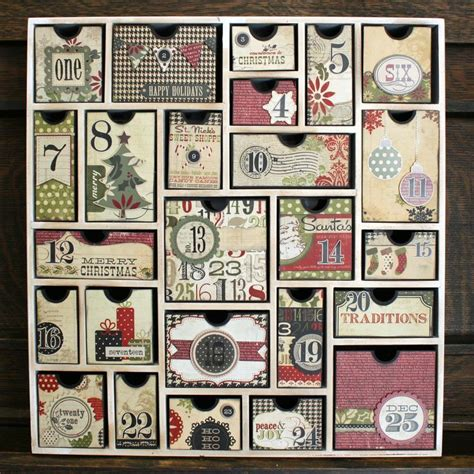 christian advent calendars to make 10 best ideas about advent calendar boxes on