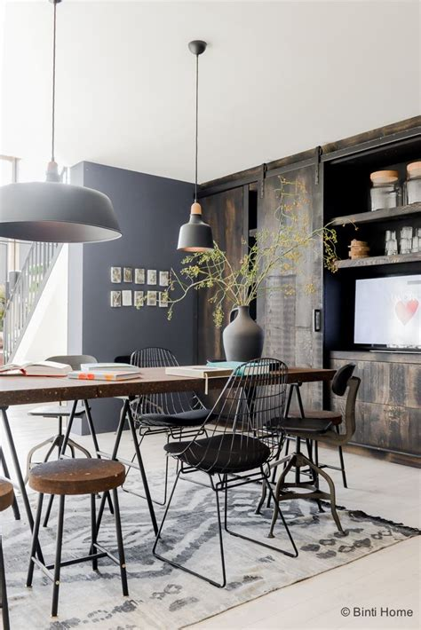 industrial chic home decor 17 best ideas about industrial interiors on