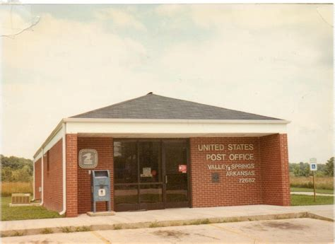 valley springs ar post office photo picture image