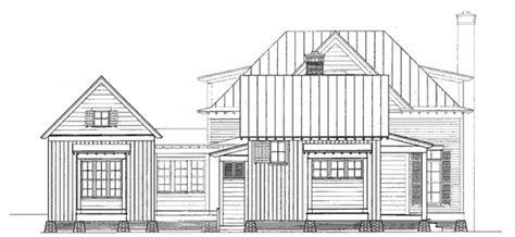 southern living house plan 593 cottage of the year coastal living southern living house plans