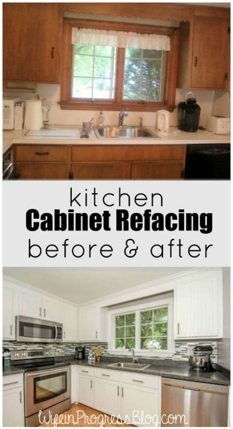 Kitchen Cabinet Refacing The Process | kitchen cabinet refacing the process home at home and