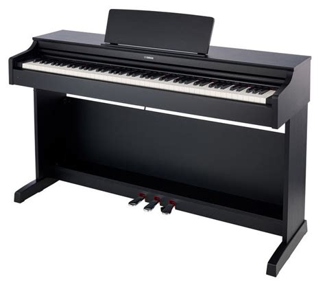 Digital Piano Yamaha Arius yamaha ydp 163 b arius thomann united states
