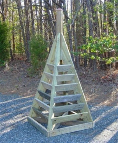 Pyramid Strawberry Planter Plans by Herb Planter Plans Image Search Results