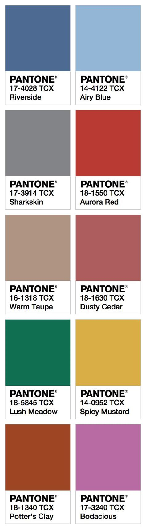 fall 2017 colors pantone 25 beautiful pantone red ideas on pinterest pantone