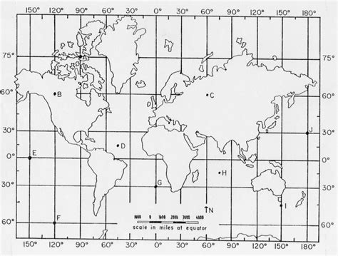 printable world map with lat and long latitude and longitude practice map geography