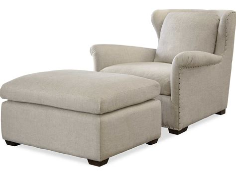 living room chairs with ottomans universal furniture haven club chair with ottoman living