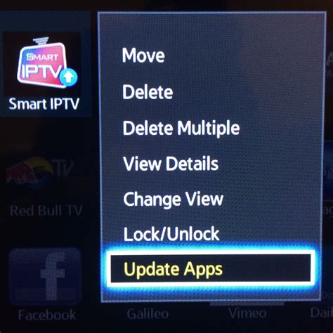 samsung smart app update samsung smart iptv app matusbankovic