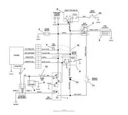 ariens 992028 030000 zoom 2050 20hp b s 50 quot deck parts diagram for wiring diagram