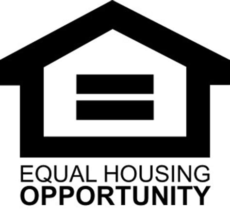 Equal Housing Opportunity Logo by Homes For Sale