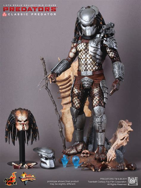 hot toys predator hot toys classic predator collectible figure