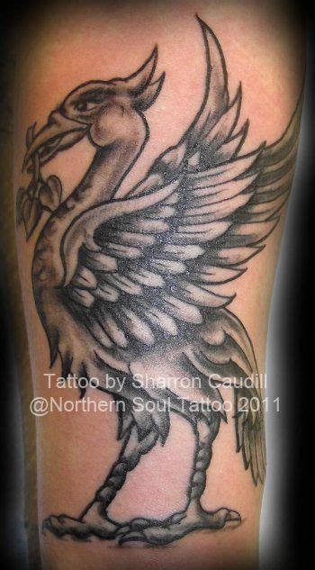 liverbird tattoo designs the liverbird lfc tattoos soccer