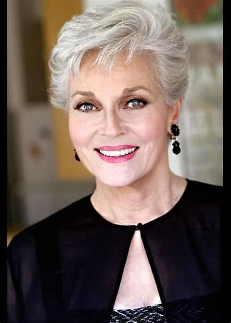 short carefree hairstyles for mature women 18 respectful short hairstyles for older women hairstylec