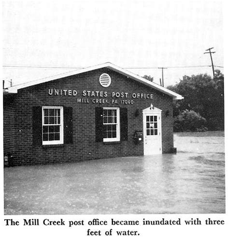 Mill Post Office by Huntingdon County Pa Usgenweb Project Photos