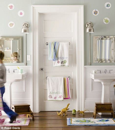 interiors special creative family home daily mail online interiors special a splash of colour daily mail online