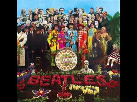 mensajes subliminales beatles the beatles when i m sixty four cover youtube