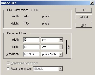 size image tutorial changing image size for printing in adobe photoshop