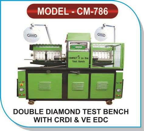 crdi test bench crdi test bench double diamond test bench with crdi ve edc