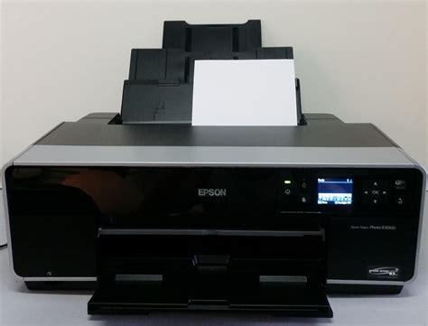 Printer Epson R3000 epson stylus photo r3000 standard inkjet printer ebay
