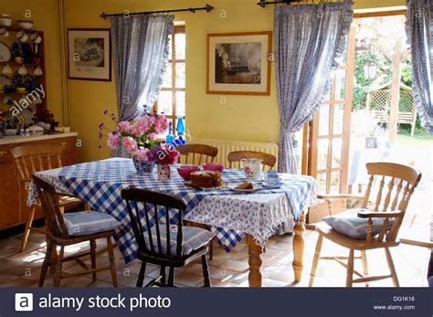 yellow dining room table blue and yellow dining room alliancemv