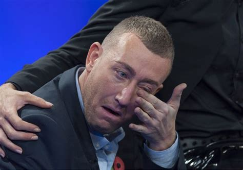 liverpools x factor star christopher maloney shows off new tattoo x factor s chris maloney has 163 60k of cosmetic surgery